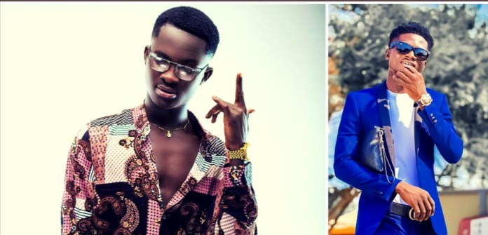 IMG 20190228 111400 513 - Listen Now: Kuami Eugene Gets A Role Model As Yaw Ray, Budding Artist Sings Just Like Him