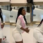 Video: Becca Shaking Her Soft Batty When She Was Pregnant Pops Up