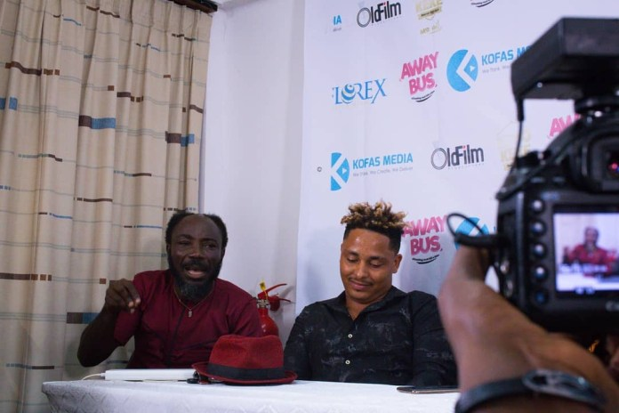 3B2620C3 496E 4AFF 8BDF C3E9B3F9F4CD - 'Away Bus' Promises To Be The Most Comic But Very Educative Movie Ever Produced In Ghana And It's A Must Watch