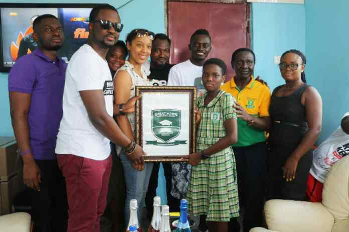 IMG 20190321 WA0007 - IYes Foundation donates to LilWin's Great Minds International School (+ Photos)