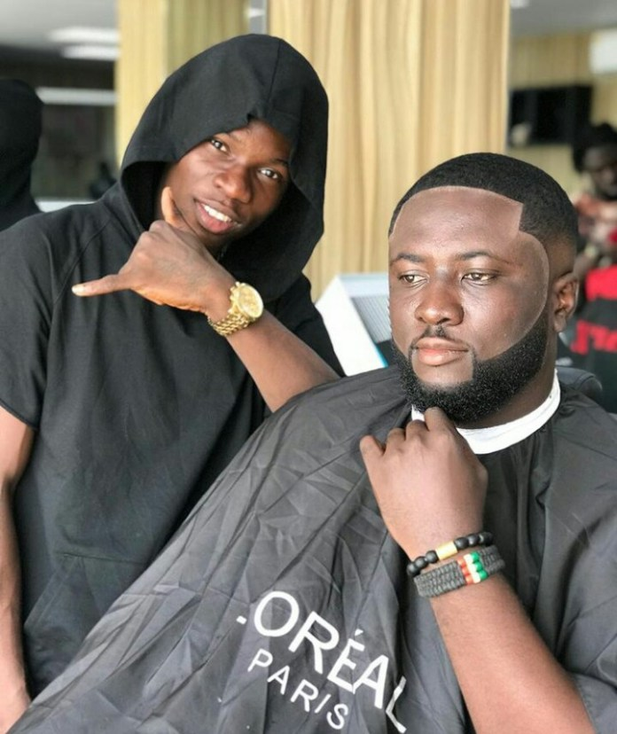 IMG 20190311 074658 627 - No WASSCE, Degree or HND certificate but making millions daily – Celebrity Barber brags