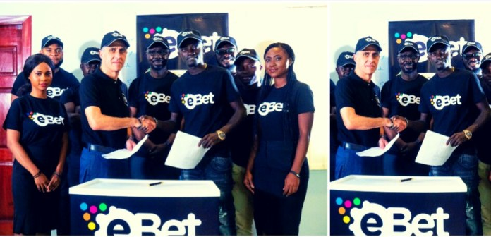 IMG 20190316 153043 747 - Actor Lil Win unveiled as brand ambassador for eBet, Ghana's leading betting company (+ Photos)