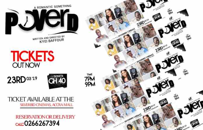 WhatsApp Image 2019 03 09 at 6.44.11 AM - John Dumelo, Fella Makafui, Grace Omaboe, Salma Mumin Featured In New Movie 'P Over D' premiering on March 23rd ( Watch Trailer)