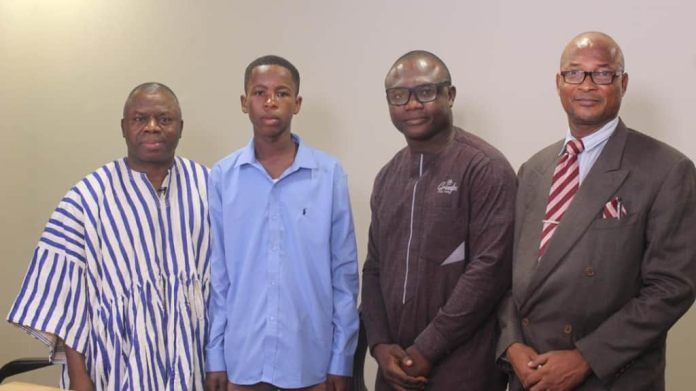 ew - Stanbic Bank adopts Hakeem, 2 others and invests Ghc50,000 in streetism