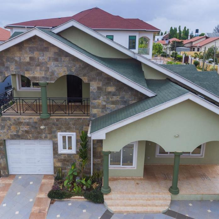 newchristabelekeh 53695229 673744039721399 8362586708606422330 n - Actress Christabel Ekeh Shares Photos Of Her Newly Built 5 Bedroom Mansion And Everyone Is Talking About It (Photos)