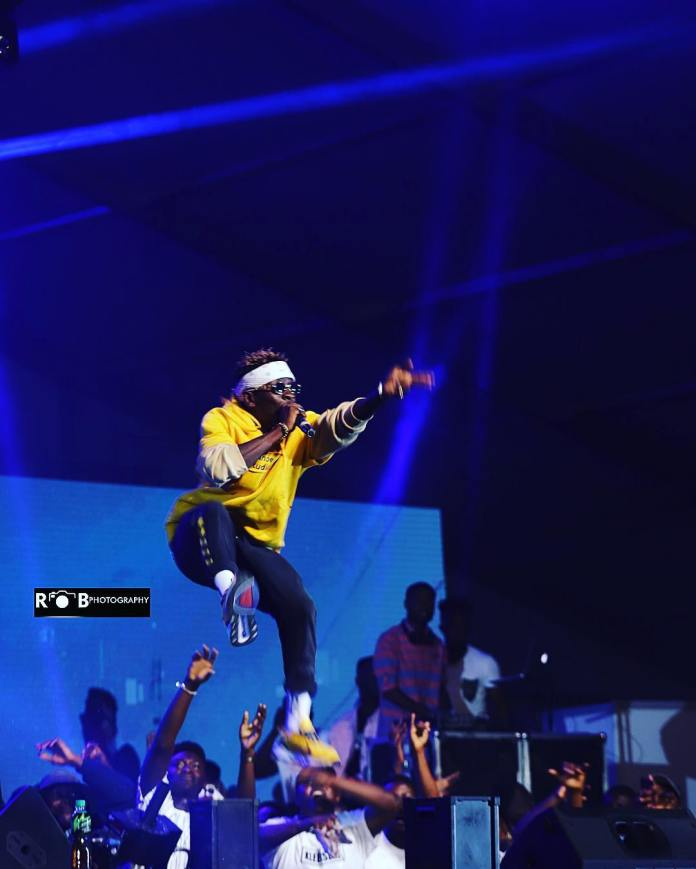 robphotographygh 54226389 421340151746866 7952188563703474456 n - The Music King: Shatta Wale Won 8 Awards Out Of 11 Nominations At The 2019 3 Music Awards