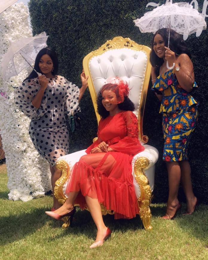 serwaaamihere 52692731 2131592576916763 8149188968868305707 n - Checkout Beautiful Photos & Video From Serwaa Amihere's 29th Birthday party