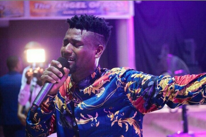IMG 20190404 073531 222 - Kesse of tv3 mentor dumps secular music; now a gospel musician perhaps to resurrect his 'dead' career (+ video)