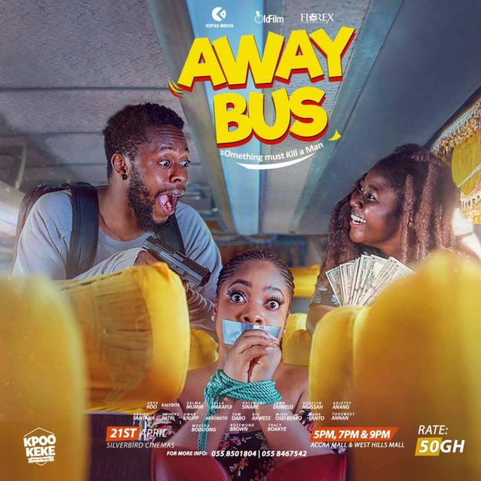 WhatsApp Image 2019 04 15 at 6.22.42 PM - Watch Trailer For Star-studded movie, 'Away Bus' Premiering On Easter Saturday