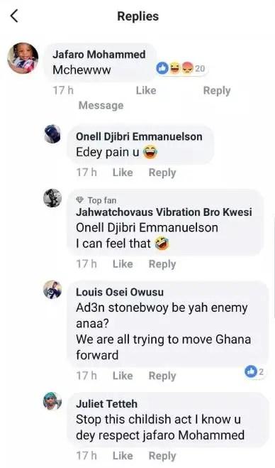addi self - Shatta Wale's boy, Addi Self reacts to Stonebwoy's deal as brand ambassador for Samsung Ghana Limited (SCREENSHOT)