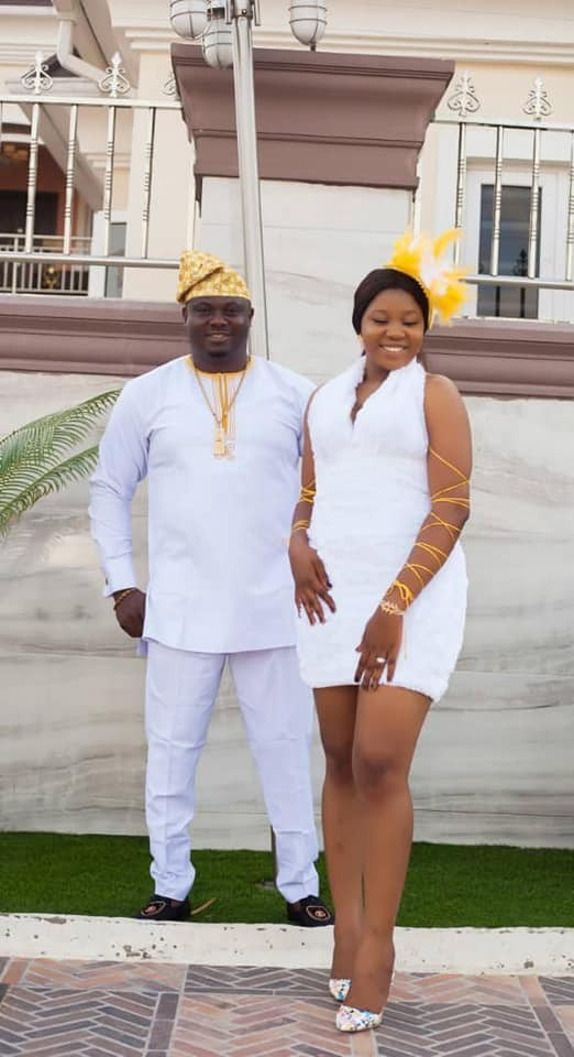 """bride 03 - """"We met in January and we are getting married this April"""" – Woman Shares Her Love Story"""