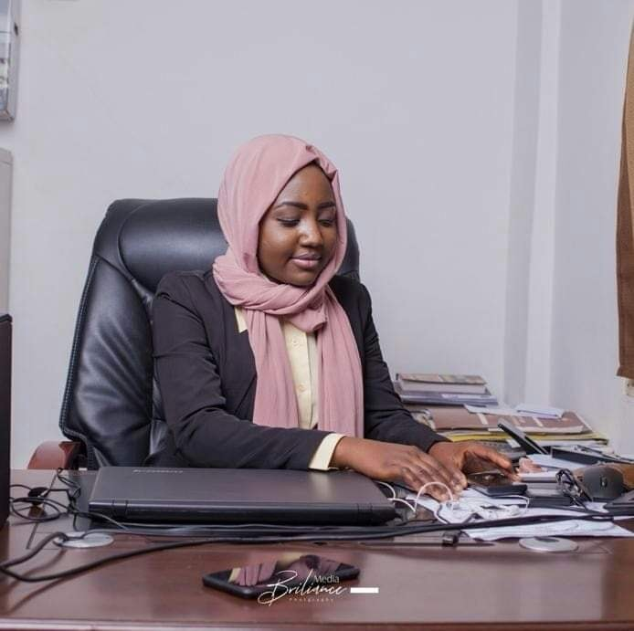 hj - Miss Zeinab Mohammed 'Beats' Other Male Contestants To Become First Female SRC President At UDS
