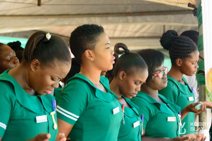 hy - Nurses Will Marry You Based On What You Do & How Much You Earn- Counsellor Adofoli Explains Why Nurses Are Not Getting Husbands