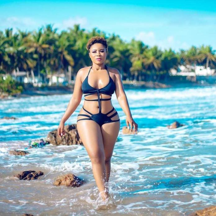 kisagbekle 50956098 581101495691115 2475962109107651658 n - I Never Liked You One Bit But Now That Has Changed, You Are So Loving- Actress Writes 'Romantic' Letter For Shatta Wale