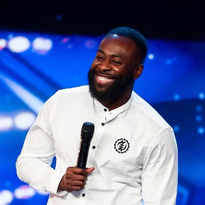 kojo anim 1 - Here's all you need to know about Kojo Anim, the comedian who got Simon Cowell's golden buzzer at Britain's Got Talent 2019
