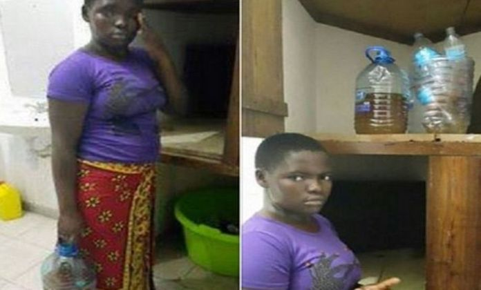 maid 1 - Maid In Love With Her Boss Adds Her 'URINE' When She Cooks For Him To Win His Love