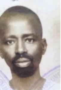 nuhu sharubutu 3 - National Chief Imam, Sheikh Dr. Osman Nuhu Sharubutu's photo as a young man pops up