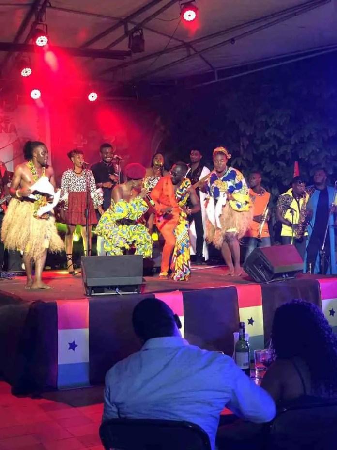 ok1 - Photos: Okyeame Kwame launches 'Made in Ghana' Album