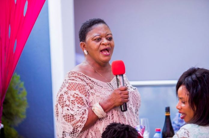 sarkodie and mummy 3 - Sarkodie celebrates mother's 61st birthday with lovely photos and message (PHOTOS)