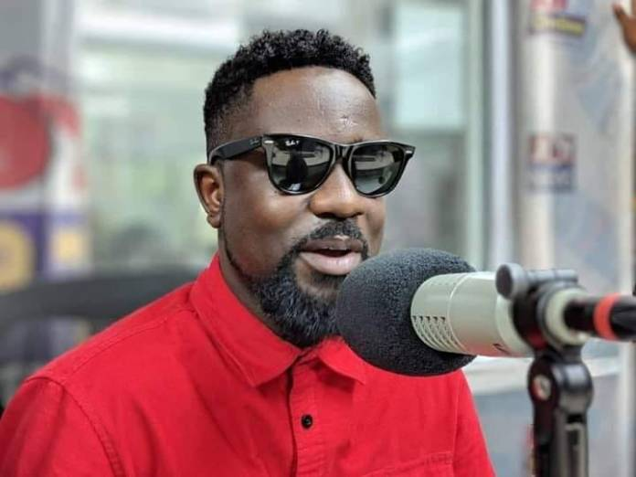 sarkodie - 'Sarkodie Is My Favourite Artiste' – Vim Lady Of Adom FM