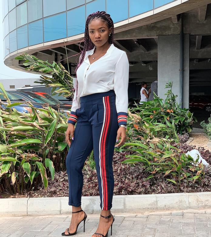symplysimi 53359721 125990551817802 1704612196970996277 n - Video: The World Is Laughing At Us, Please Do Better – Simi Tells 'Yahoo Yahoo' Boys