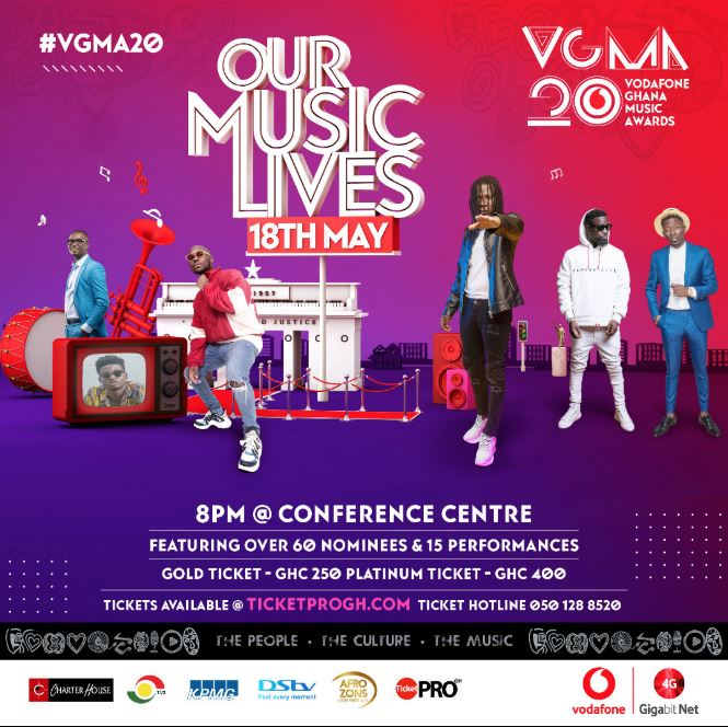 vgma 20 1 - MzVee set to make her first public appearance on the night of the VGMA's after pregnancy rumours went viral (Photos)