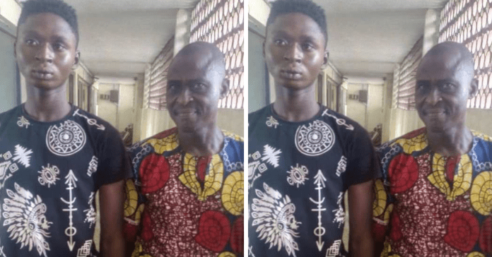 wale 4 - Father and son arrested for impregnating wife's 13 year old niece