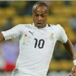 Confirmed: Coach Kwesi Appiah names Dede Ayew as Black stars captain
