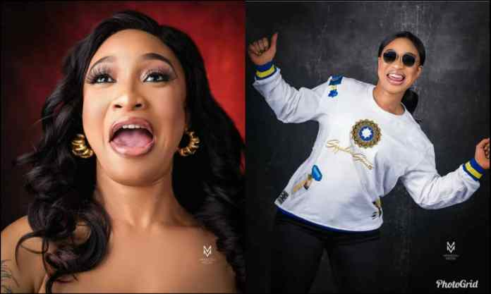 TONTO - I Was Tagged Barren But I Had My Son, I Therefore Laugh At People Who Think I Won't Get Any Man To Marry Me – Tonto Dikeh Boasts