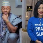 Olakunle Churchill Comes For Tonto Dikeh In This Epic Mother's Day Message