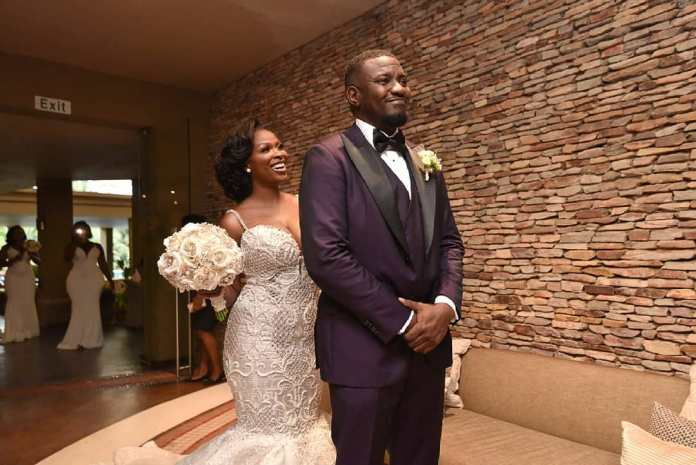 adonai studios 57278063 2118948484870335 7682949987928320039 n - Check All The Beautiful Photos From John Dumelo and Gifty's White Wedding (First Batch)