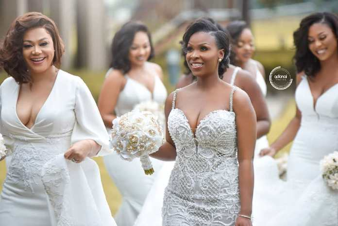 adonai studios 58409025 581183245702912 5267987991445783201 n - Check All The Beautiful Photos From John Dumelo and Gifty's White Wedding (First Batch)