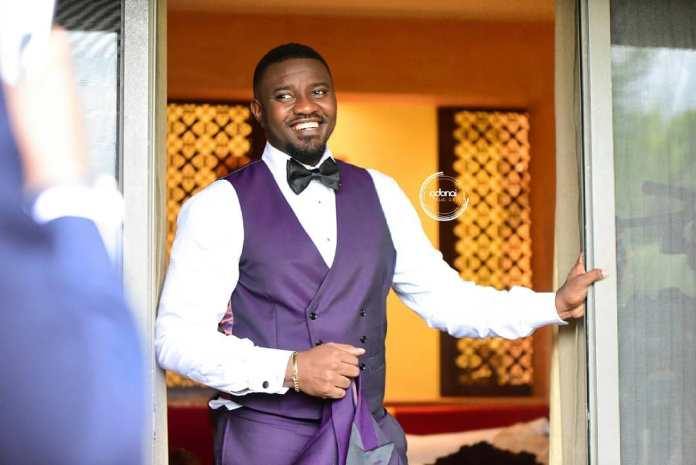 adonai studios 58666182 871329079869885 4987016304402045594 n - Check All The Beautiful Photos From John Dumelo and Gifty's White Wedding (First Batch)