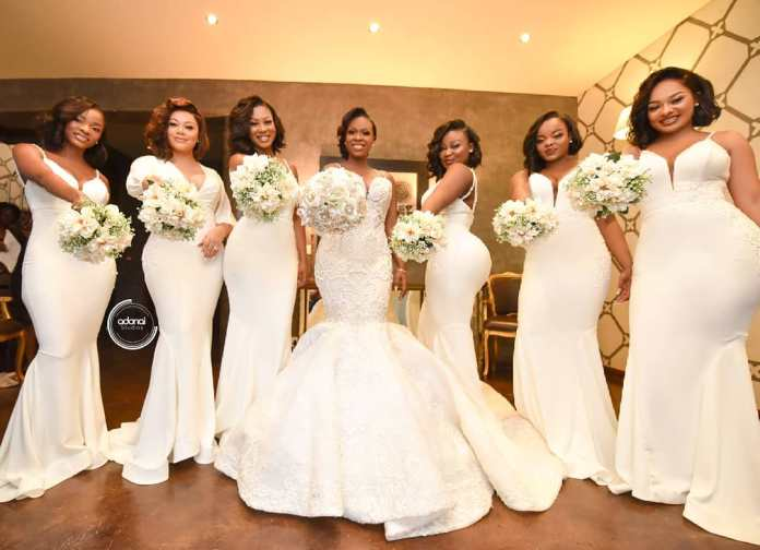 adonai studios 59775880 331644547552249 947786855218505632 n - Check All The Beautiful Photos From John Dumelo and Gifty's White Wedding (First Batch)