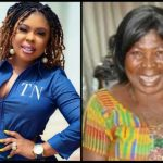 Afia Schwarzenegger Is Uncivilized And Lacks Home Training – Akua Donkor Angrily Clasps Back!
