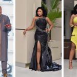 Berla Mundi's Ravishing Look At The 2019 VGMA In Photos