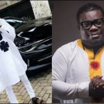 Instead Of Restoring Peace In The Music Industry, Obour Is Sitting There With His Big Stomach Doing Nothing – Criss Waddle Throws Shades At Obour( Screenshot)