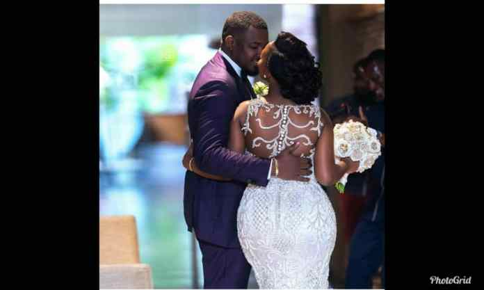 """jo - I Am Not A Fan Of """"Bottos"""" But I'm Going To Have Fun With This One – John Dumelo To His Wife(Screenshots)"""