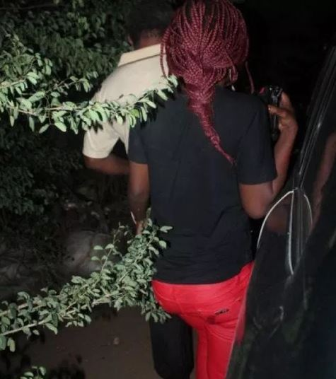 priest 5 - Catholic Priest caught chopping a prostitute in his vehicle (Photos)