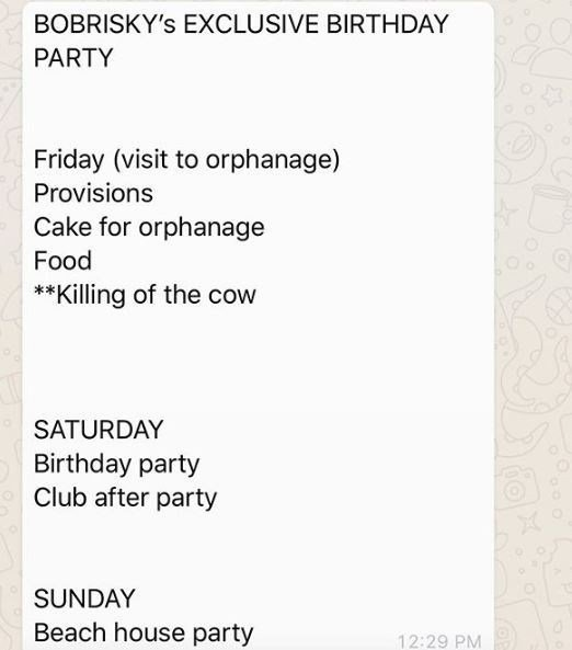 risky - Bobrisky Details How He's Going To Celebrate The 'Biggest Party Ever' Ahead Of 28th Birthday Celebration