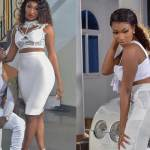 Love in the air as Shatta Wale proposes marriage to Wendy Shay (Photos + Screenshot)
