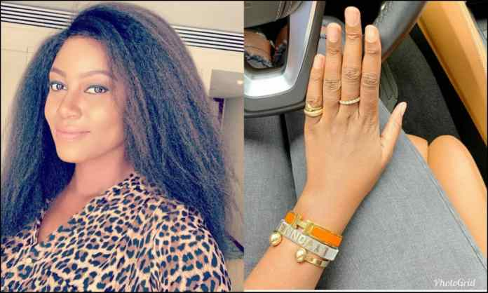 yvvv - I've Never Had Manicure In My Life – Yvonne Nelson Reveals( Screenshot)