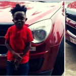Actor Don Little given a brand new Chevrolet car after new management deal? (+ photos & video)