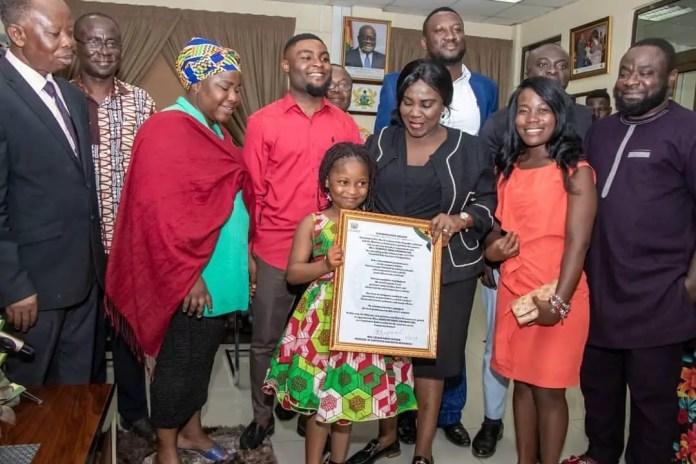 nakeeyat 10 - Nakeeyat Dramani appointed ambassador for Sanitation and Water resources