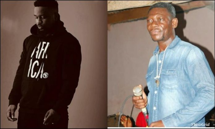 sark 1 e1560894771401 - Agya Koo Will Always Be My Best Comedian – Sarkodie Reveals
