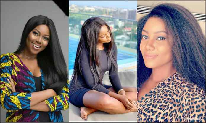 yvonne nelson -  Dumb Bloggers Twist Stories Forgetting I Publicly Posted It  – Yvonne Nelson Throws Shades At Bloggers(Screenshot)