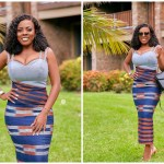 Photos: Nana Aba Anamoah Turns Heads With Her Infectious Smile & Big Melons