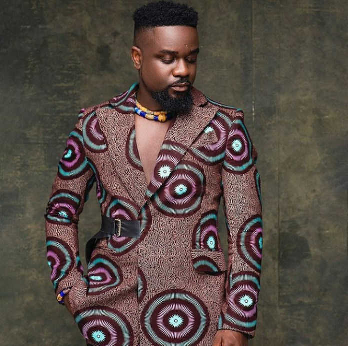 [PHOTOS] SEE HOW SARKODIE CELEBRATED HIS BIRTHDAY IN STYLE 4