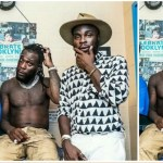 Manifest is very talented; Ghanaians should be proud of him – Burna Boy (+ screenshot