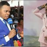 Bishop Obinim's 12year old son gives prophecy to congregation- (Video)